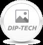 Nadruk na szkle DIP-TECH